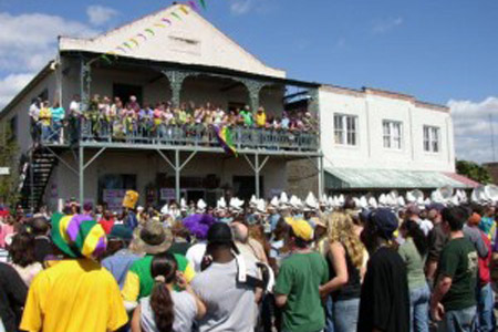 Mardi Gras in Pointe Coupee