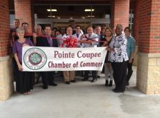 Pointe Coupee Ribbon Cutting