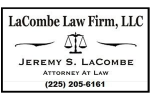LaCombe Law Firm Logo