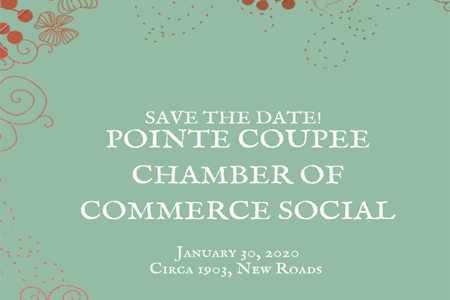Save the Date Graphic